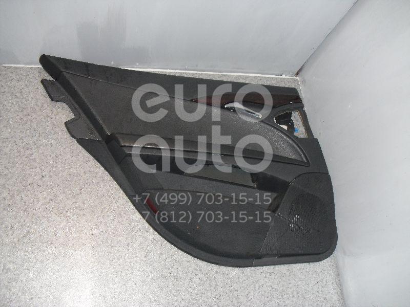 Купить Обшивка двери задней левой Mercedes Benz W211 E-Klasse 2002-2009; (2117300570)