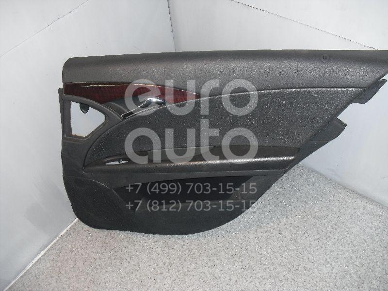 Обшивка двери задней правой для Mercedes Benz W211 E-Klasse 2002-2009 - Фото №1