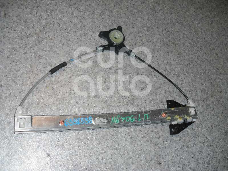 Стеклоподъемник электр. передний левый для Mazda Mazda 6 (GG) 2002-2007 - Фото №1