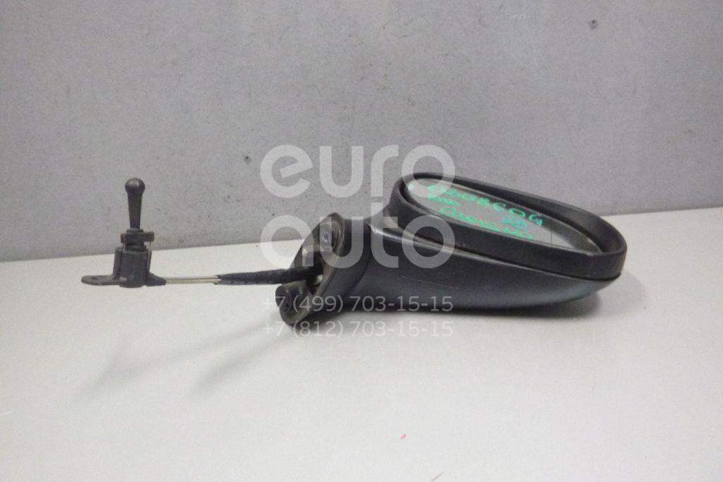 Зеркало правое механическое для Mitsubishi Carisma (DA) 1999-2003 - Фото №1