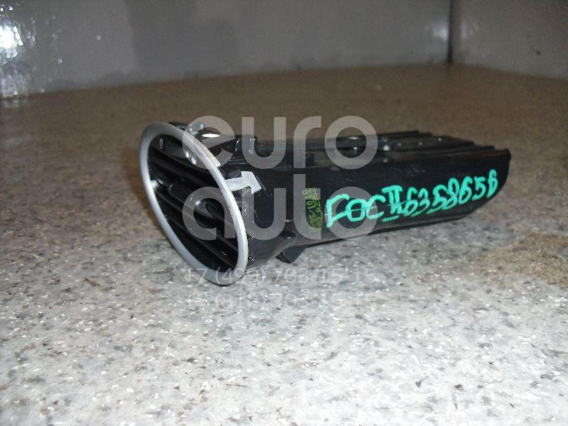 Дефлектор воздушный для Ford Focus II 2008-2011;Focus II 2005-2008 - Фото №1