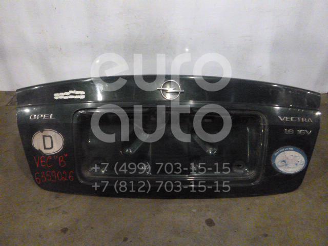 Крышка багажника для Opel Vectra B 1999-2002 - Фото №1