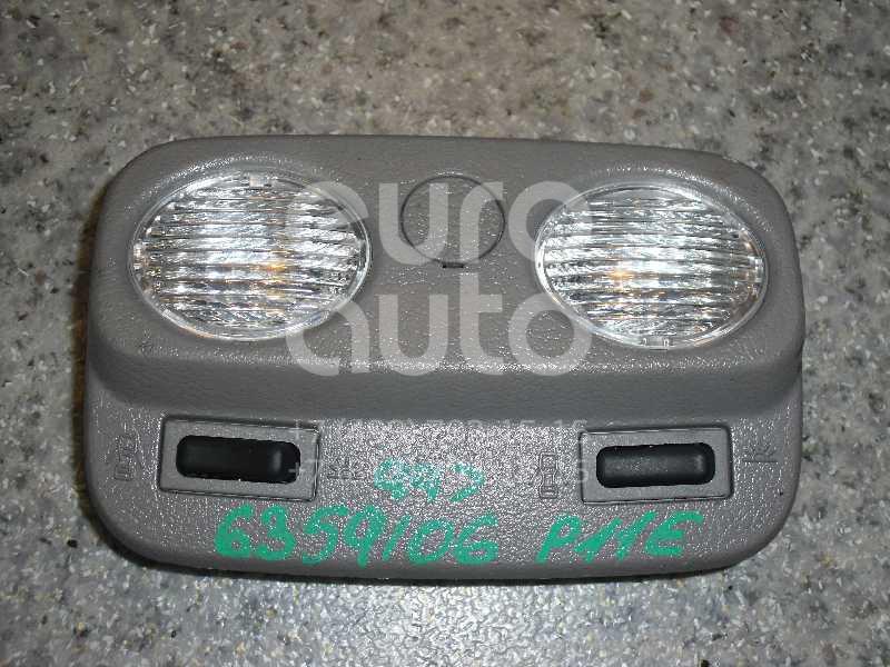 Плафон салонный для Nissan Primera P11E 1996-2002;Primera WP11E 1998-2001 - Фото №1