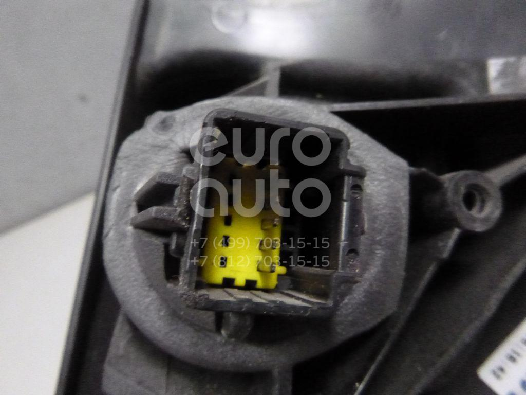 Зеркало левое электрическое для Renault Megane II 2002-2009 - Фото №1