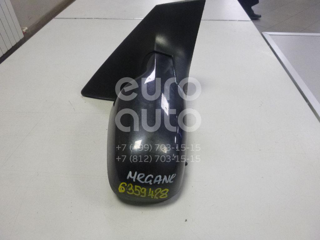 Зеркало правое электрическое для Renault Megane II 2002-2009 - Фото №1