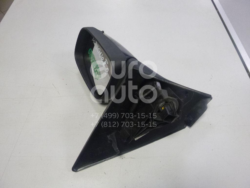 Зеркало правое электрическое для Renault Megane II 2003-2009 - Фото №1
