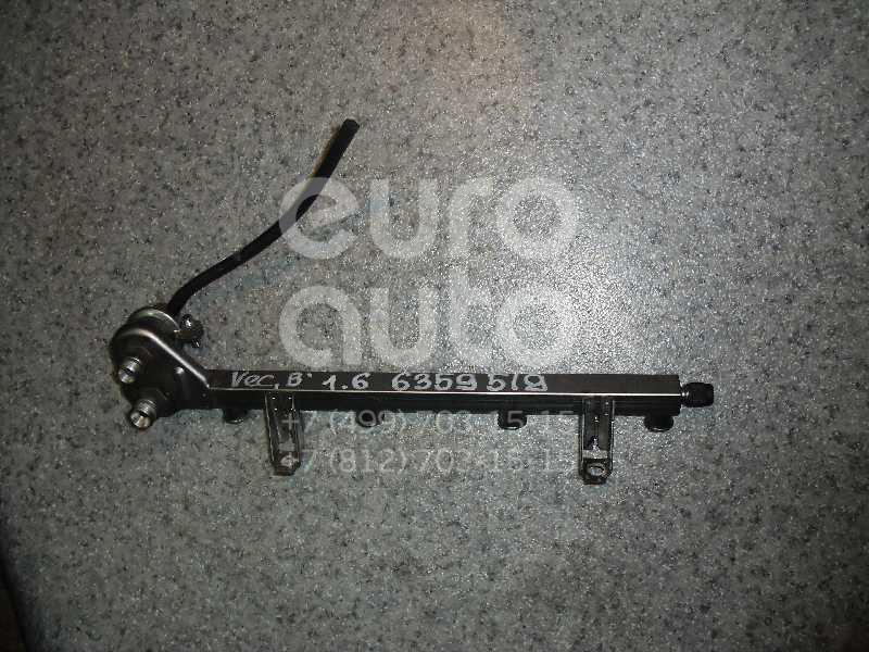 Рейка топливная (рампа) для Opel Vectra B 1999-2002 - Фото №1