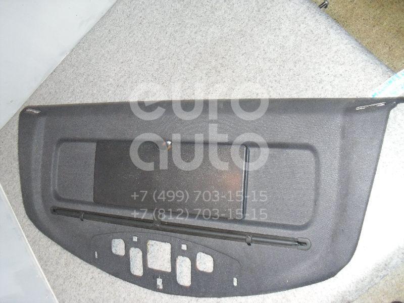 Полка для Renault Megane II 2002-2009 - Фото №1