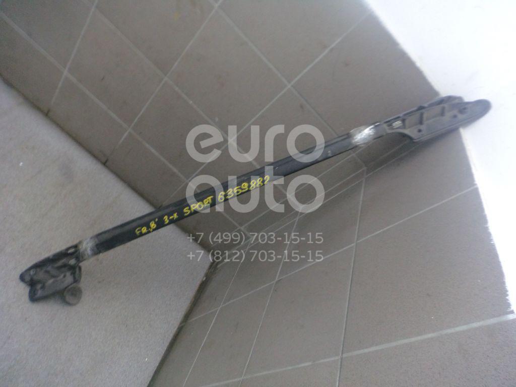 К-кт рейлингов (планки на крышу) для Opel Frontera B 1998-2004 - Фото №1
