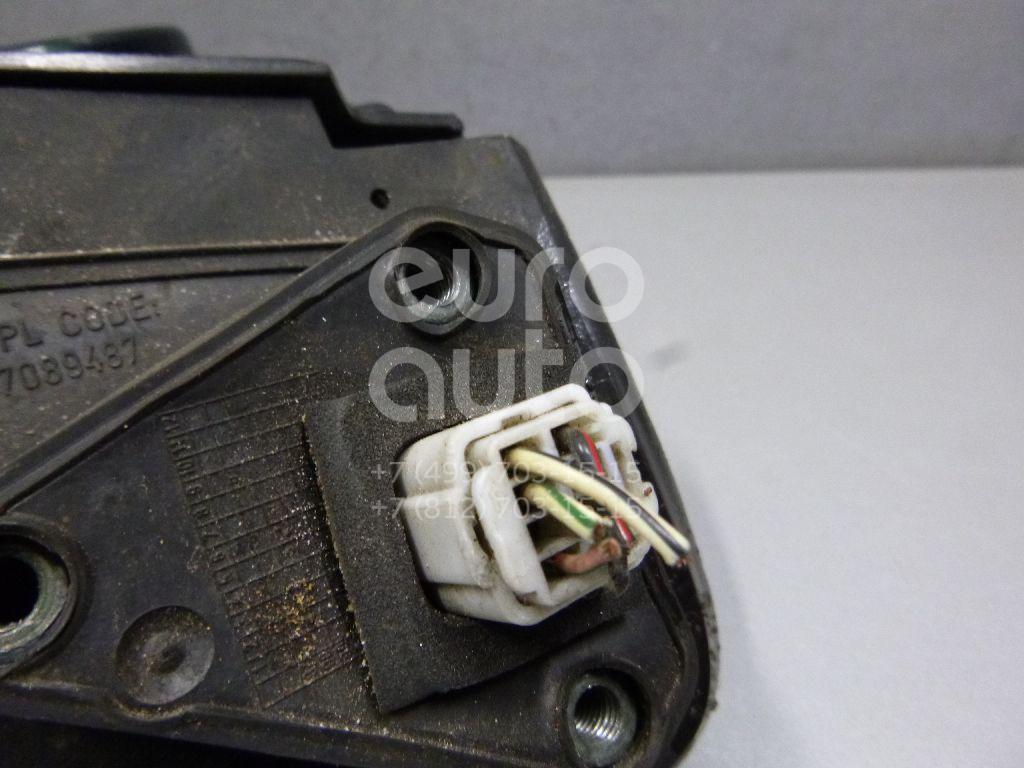 Зеркало правое электрическое для Opel Frontera B 1998-2004 - Фото №1