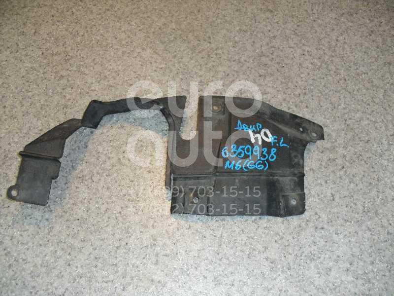 Пыльник двигателя боковой левый для Mazda Mazda 6 (GG) 2002-2007 - Фото №1
