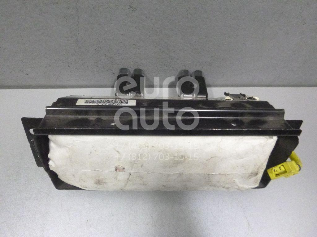 Подушка безопасности пассажирская (в торпедо) для Opel Frontera B 1998-2004 - Фото №1