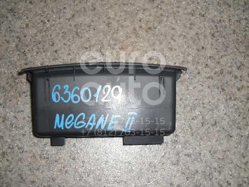 Ящик передней консоли для Renault Megane II 2002-2009 - Фото №1