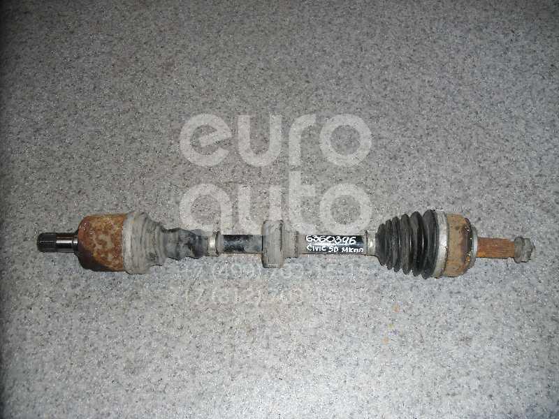 Полуось передняя левая для Honda Civic 5D 2006-2012 - Фото №1
