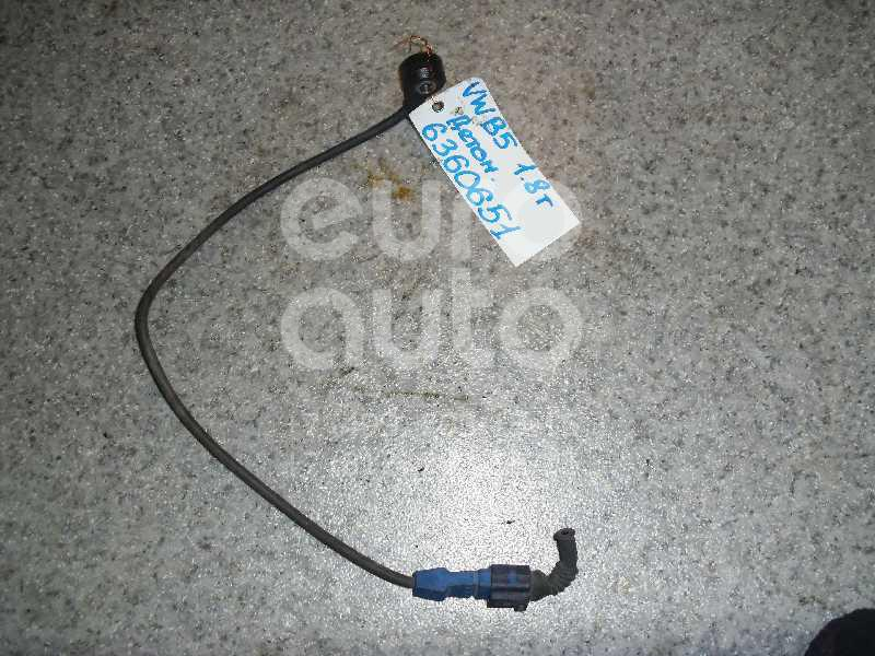 Датчик детонации для VW,Audi Passat [B5] 2000-2005;A4 [B5] 1994-2000;A4 [B6] 2000-2004;A6 [C5] 1997-2004 - Фото №1