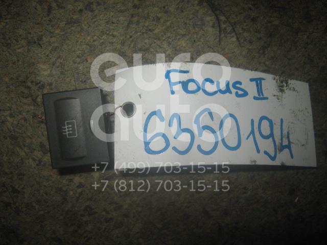 Кнопка обогрева заднего стекла для Ford Focus II 2005-2008;C-MAX 2003-2011;Focus II 2008-2011 - Фото №1