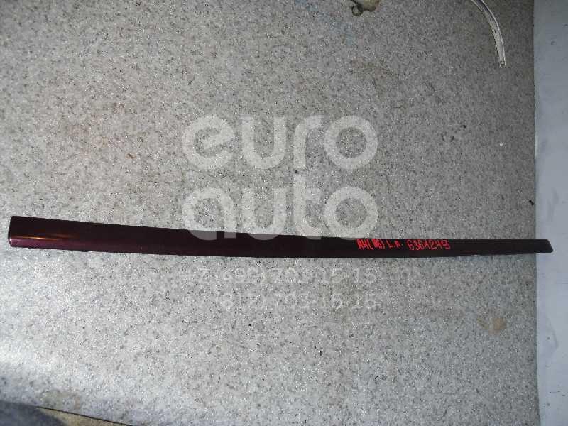 Молдинг передней левой двери для Audi,Seat A4 [B6] 2000-2004;A4 [B7] 2005-2007;Exeo 2009-2013 - Фото №1