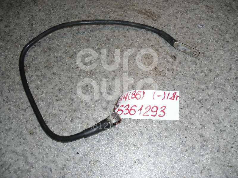 Клемма аккумулятора минус для Audi A4 [B6] 2000-2004 - Фото №1