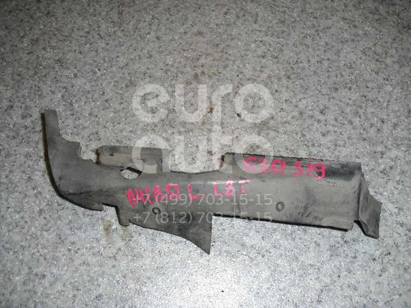 Воздуховод радиатора левый для Audi A4 [B5] 1994-2000 - Фото №1