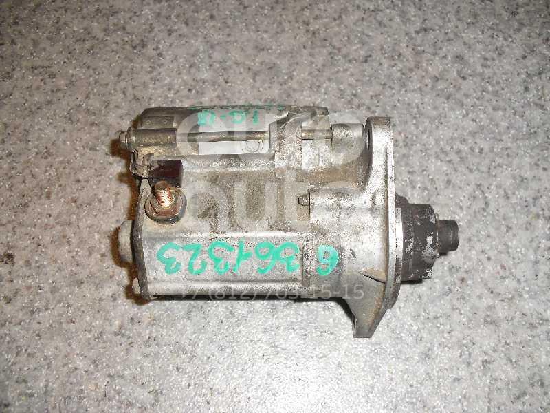 Стартер для Subaru Impreza (G10) 1996-2000;Impreza (G10) 1993-1996;Leone II 1984-1990 - Фото №1