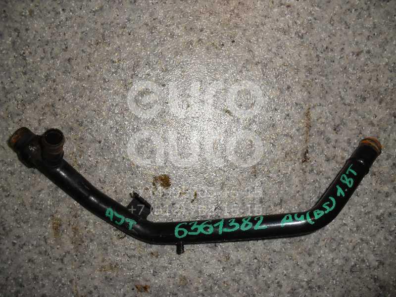 Трубка охлажд. жидкости металлическая для Audi A4 [B5] 1994-2000 - Фото №1