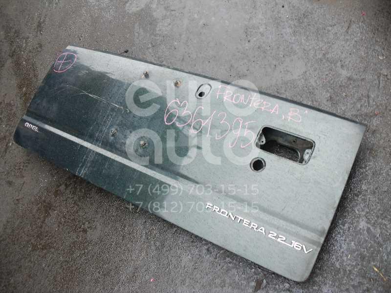 Дверь багажника для Opel Frontera B 1998-2004 - Фото №1