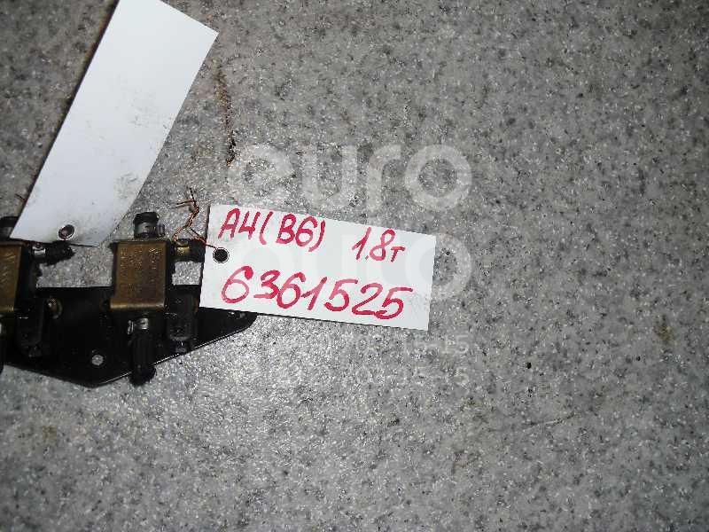 Клапан электромагнитный для Audi A4 [B6] 2000-2004;80/90 [B2] >1986;80/90 [B3] 1986-1991;100/200 [44] 1983-1991;100 [C4] 1991-1994;A3 (8L1) 1996-2003;A4 [B5] 1994-2000;A6 [C4] 1994-1997;Toledo I 1991-1999;Toledo II 1999-2006 - Фото №1
