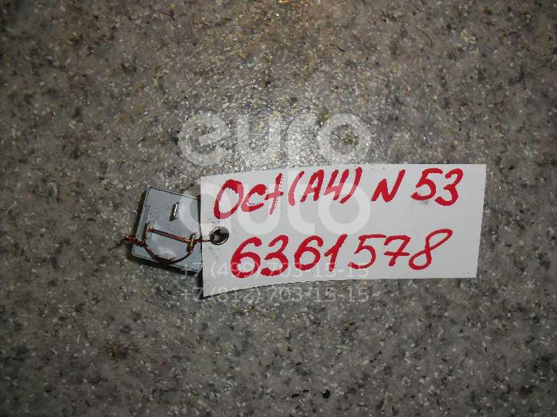 Реле для Skoda,Audi Octavia (A4 1U-) 2000-2011;80/90 [B2] >1986;80/90 [B3] 1986-1991;100/200 [43] >1983;100/200 [44] 1983-1991;100 [C4] 1991-1994;A2 [8Z0] 2000-2005;A3 (8L1) 1996-2003;A4 [B5] 1994-2000;A6 [C4] 1994-1997 - Фото №1