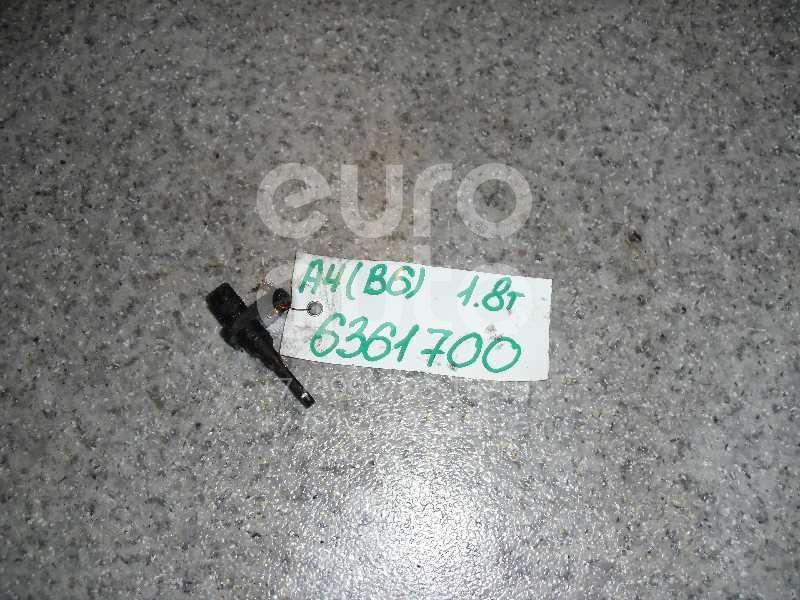 Датчик температуры воздуха для Audi,Skoda,Seat,VW A4 [B6] 2000-2004;A3 (8L1) 1996-2003;A4 [B5] 1994-2000;A6 [C4] 1994-1997;TT(8N) 1998-2006;Octavia (A4 1U-) 2000-2011;Leon (1M1) 1999-2006;Toledo II 1999-2006;Octavia 1997-2000;Golf IV/Bora 1997-2005 - Фото №1