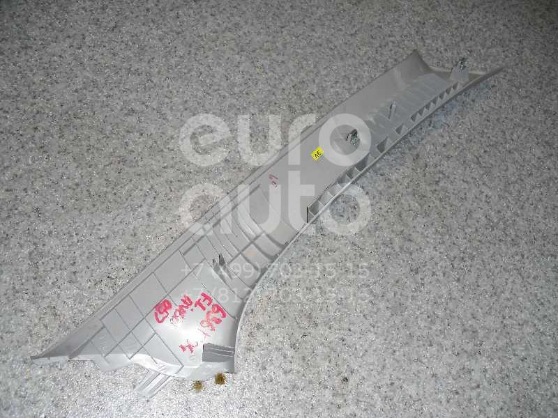 Обшивка стойки для Chevrolet Aveo (T250) 2005-2011 - Фото №1