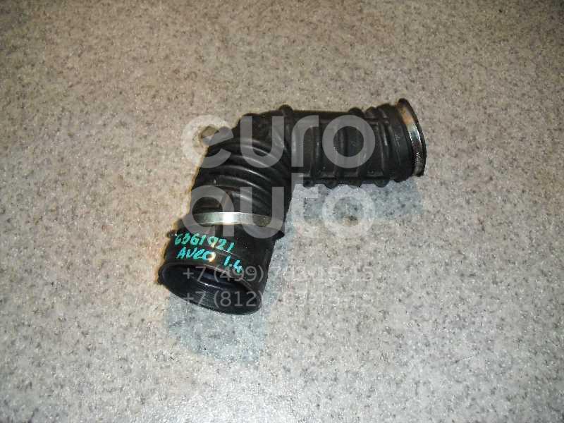 Патрубок воздушного фильтра для Chevrolet Aveo (T250) 2005-2011 - Фото №1