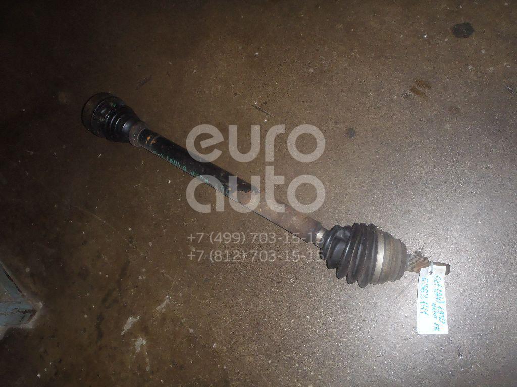 Полуось передняя правая для Skoda,Audi,Seat,VW Octavia (A4 1U-) 2000-2011;A3 (8L1) 1996-2003;Leon (1M1) 1999-2006;Toledo II 1999-2006;Octavia 1997-2000;Golf IV/Bora 1997-2005;New Beetle 1998-2010 - Фото №1