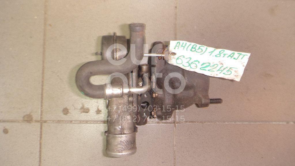 Турбокомпрессор (турбина) для Audi A4 [B5] 1994-2000 - Фото №1
