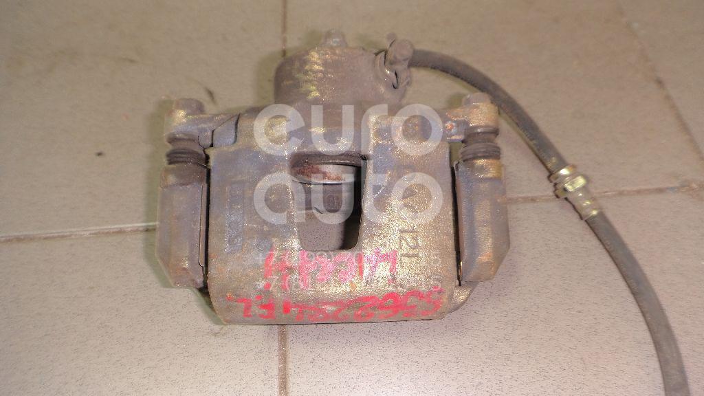 Суппорт передний левый для Chevrolet,Daewoo Lacetti 2003-2013;Nubira 1997-1999;Aveo (T200) 2003-2008;Gentra II 2013-2015 - Фото №1