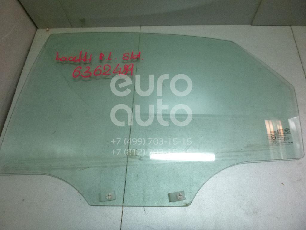 Стекло двери задней левой для Chevrolet,Daewoo Lacetti 2003-2013;Gentra II 2013-2015 - Фото №1