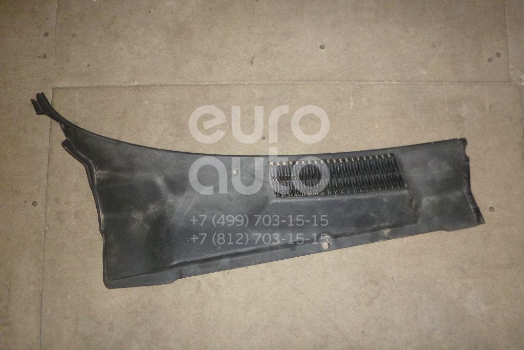 Решетка стеклооч. (планка под лобовое стекло) для Chevrolet Lanos 2004-2010 - Фото №1