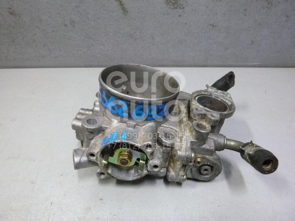 Заслонка дроссельная механическая для Mitsubishi Pajero/Montero Sport (K9) 1998-2008 - Фото №1