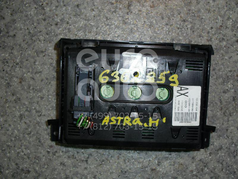 Дисплей информационный для Opel Astra H / Family 2004>;Zafira B 2005-2012 - Фото №1