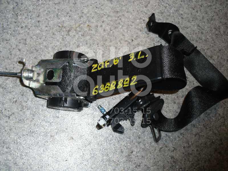 Ремень безопасности для Opel Zafira B 2005-2012 - Фото №1