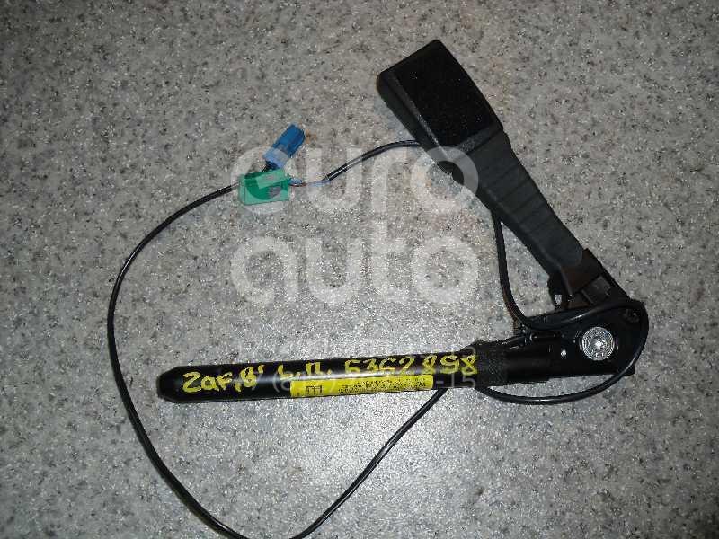 Ответная часть ремня безопасности для Opel Zafira B 2005-2012 - Фото №1
