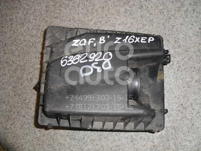 Расходомер воздуха (массметр) для Opel Zafira B 2005-2012;Astra G 1998-2005;Astra H / Family 2004-2015;Zafira (F75) 1999-2005 - Фото №1