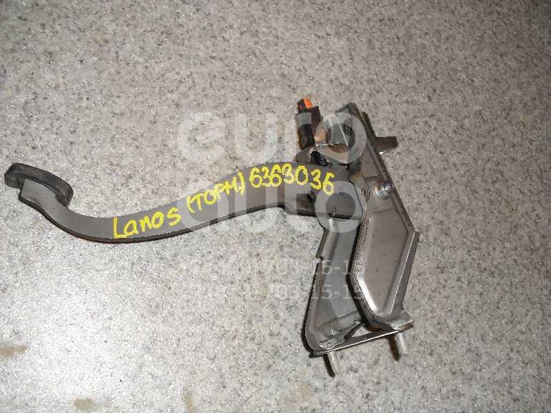 Педаль тормоза для Chevrolet,Daewoo Lanos 2004>;Lanos 1997-2009 - Фото №1