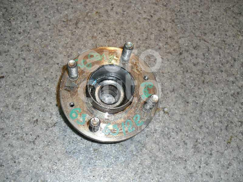 Ступица задняя для Chevrolet Aveo (T250) 2005-2011;Aveo (T200) 2003-2008 - Фото №1