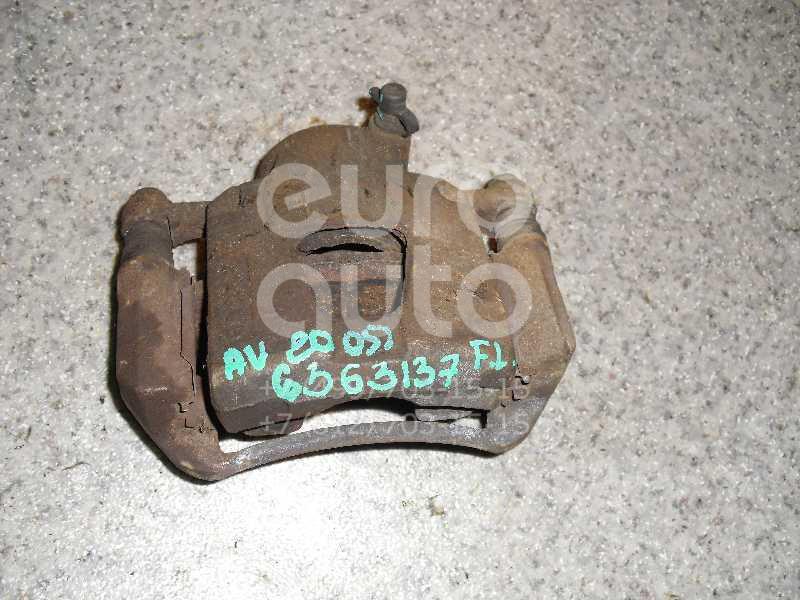 Суппорт передний левый для Chevrolet Aveo (T250) 2005-2011;Aveo (T200) 2003-2008 - Фото №1