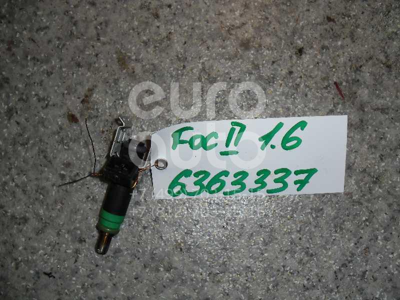 Форсунка инжекторная электрическая для Ford Focus II 2008-2011;Focus II 2005-2008;Puma 1997-2002;Fusion 2002-2012;C-MAX 2003-2011;Focus I 1998-2005;Fiesta 2001-2008;Mondeo IV 2007-2015;Fiesta 2008> - Фото №1