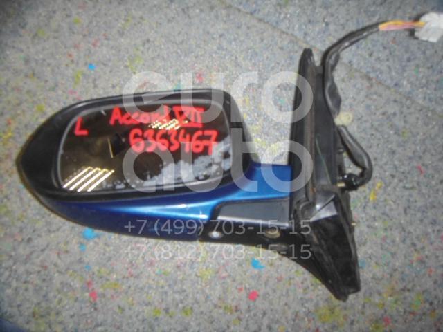Зеркало левое электрическое для Honda Accord VII 2003-2008 - Фото №1