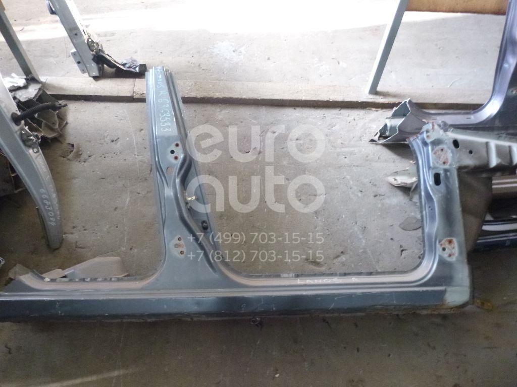 Порог со стойкой правый для Chevrolet Lanos 2004> - Фото №1