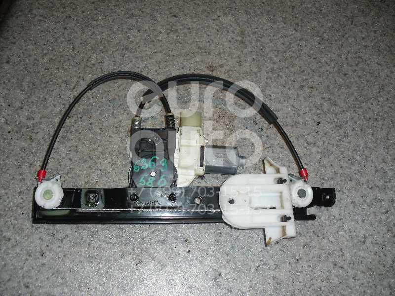 Стеклоподъемник электр. задний правый для Ford Mondeo IV 2007-2015 - Фото №1
