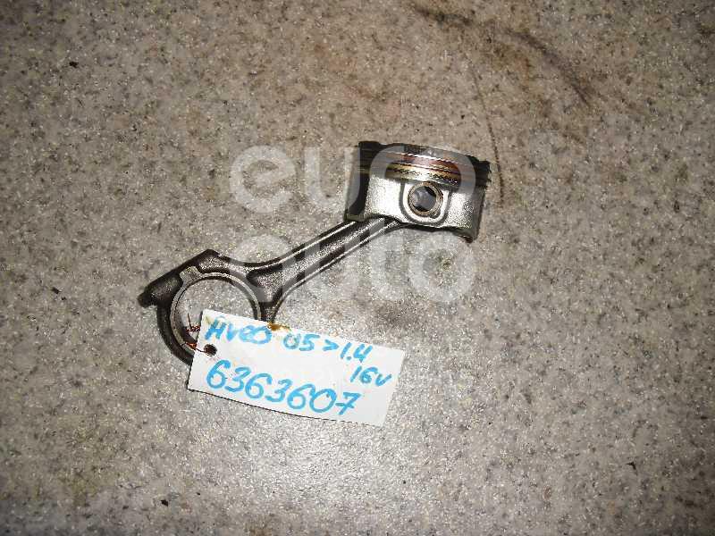 Поршень с шатуном для Chevrolet Aveo (T250) 2005-2011 - Фото №1