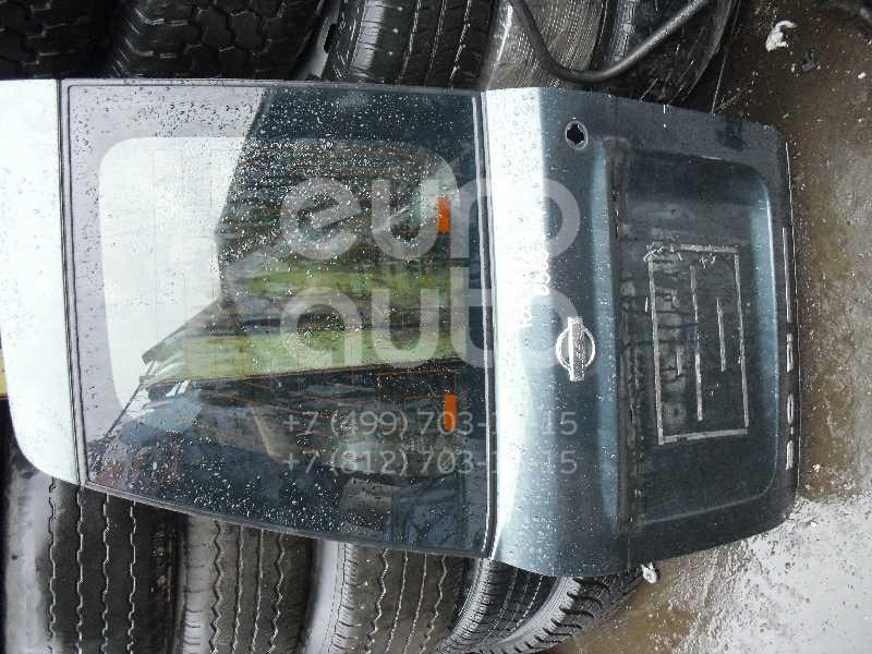 Дверь багажника левая для Nissan Patrol (Y61) 1997-2009 - Фото №1